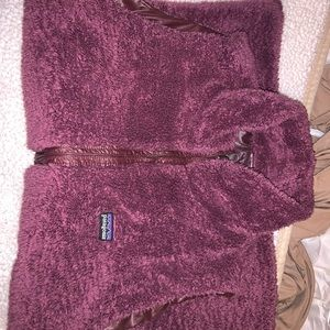 2 for 1!! Reversible Patagonia vest